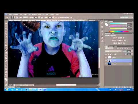 Photoshop cs6 DEVIL