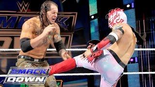 Kalisto vs. Baron Corbin: SmackDown, June 9, 2016