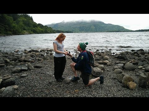 He Proposed In Ireland - Ring of Kerry Proposal | Irish Bucket List Ep 42