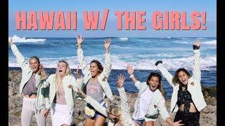 Pacha's Adventures: Oahu Travel Vlog! HAWAII WITH THA GIRLS!!