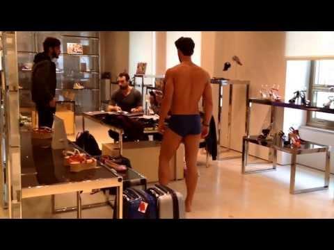 Underwear Male Model Casting