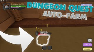 Hack New Map Dungeon Quest Roblox