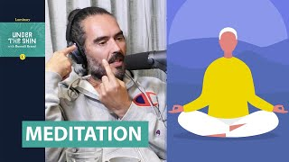 The 3 Types Of Meditation Explained! | Russell Brand Podcast