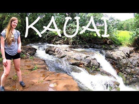 Exploring Kauai, Hawaii: Jungle Hiking, Waterfalls & Remote Beaches