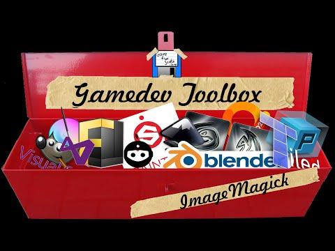 Gamedev Toolbox: ImageMagick