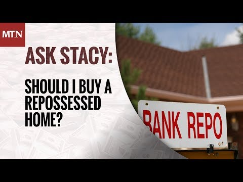 Should I Buy a Repossessed Home?