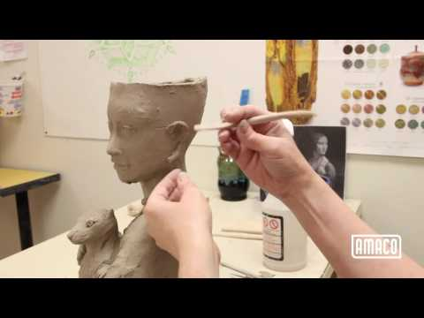 Sculpting the Human Figure - Part 10: Building the Ears