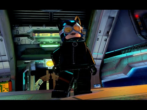 LEGO Batman 3: Beyond Gotham - Catwoman (1966, Pre-52, Standard) Gameplay and Unlock Locations