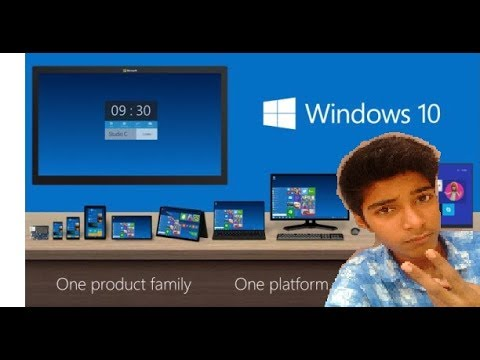 what is window 10 and system requirements in hindi