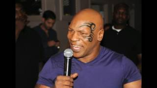 Mike Tyson On Anthony Joshua After Defeating Wladimir Klitschko