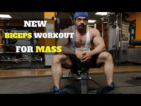 NEW BICEPS EXERCISE FOR ADDING MASS/ INCHES TO YOUR ARM