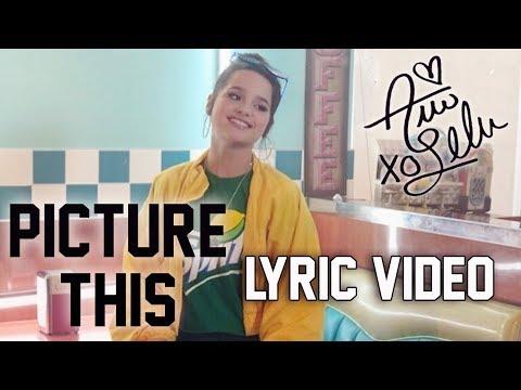 Picture This - Annie LeBlanc (LYRIC VIDEO)