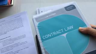 Download How to Study Contract Law () Video