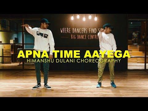 Xxx Mp4 Apna Time Aayega Gully Boy Himanshu Dulani Dance Choreography 3gp Sex