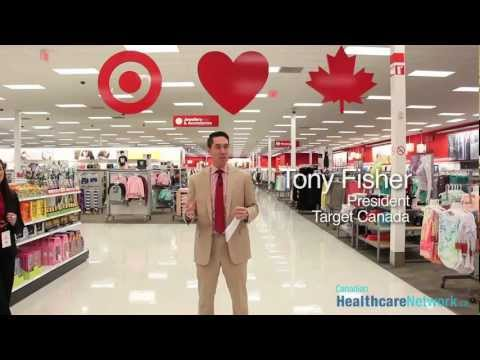 Target makes its Canadian debut