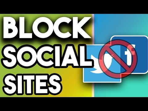 How To Stay Productive By Blocking Social Sites