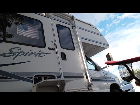 How much does it cost to live in a RV ? Here are my usual expenses