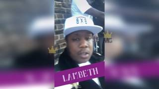 Dimzy, Scribz and Liquez from 67 have a BBQ on their estate and the whole hood turns up!