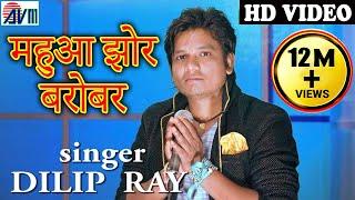 छत्तीसगढ़ी रोमांटिक गीत दिलीप राय-महुआ झोर बरोबर NEW HIT CG SONG-HD VIDEO 2017-AVM STUDI 9301523929