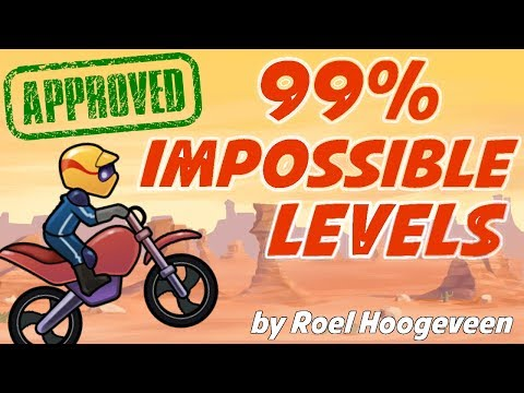 99% IMPOSSIBLE LEVELS | RUNS by Roel Hoogeveen