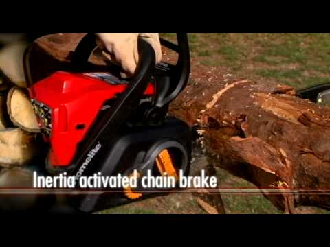 Homelite 14 in. Gas Chain Saw (UT10540)