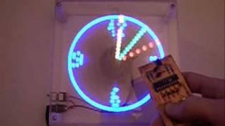 DIGITAL PROPELLER CLOCK USING ARDUINO - SSRG