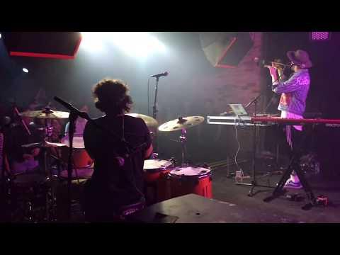 Brasstracks - No Problem into All Of The Lights (The Velvet Underground, Toronto / March 22 2018)