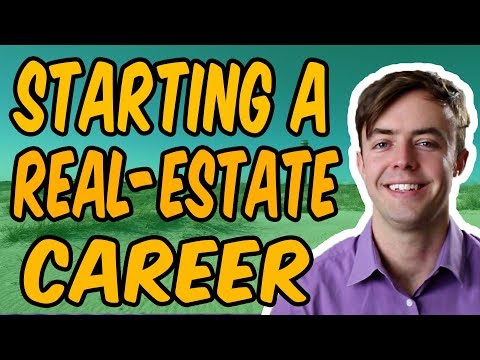 Starting A Real-Estate Career (Only 5 Things You Need!)