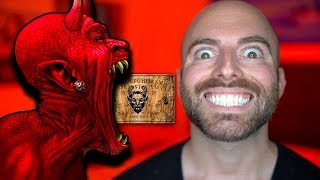 10 Terrifying Ouija Board Stories