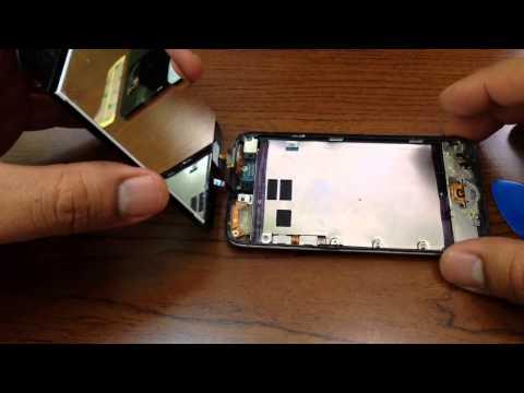 iPOD TOUCH 4G, COMO REPARAR EL BOTON DE MENU (Parte 1)