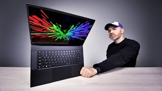 The OLED Screen Laptop Is Finally Here...