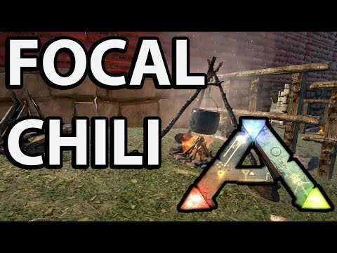 How to Craft Focal Chili: Ark Survival Evolved