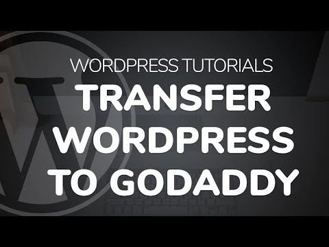 Move WordPress Site to GoDaddy - From cPanel to cPanel - Full Walkthrough