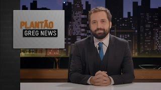 GREG NEWS com Gregório Duvivier | Plantão