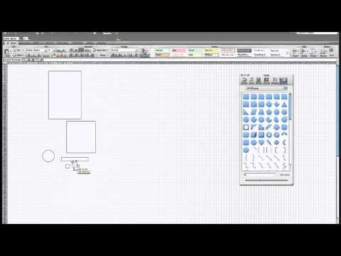 Pt2 The use of Excel in building wireframes - the basics
