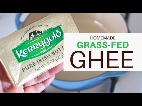 *HOMEMADE GHEE*   KETO   Clarified Butter   BEGINNER FRIENDLY   #KetogenicDiet    #GFCF   KERRYGOLD