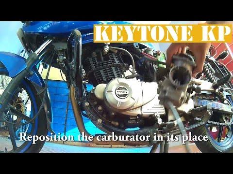 Easy Motorcycle Carburetor Cleaning - Pulsar 220
