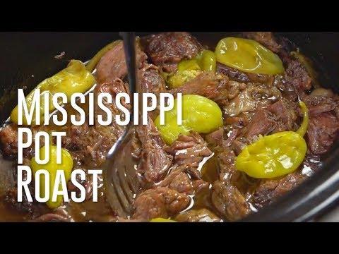 How to make: Crock Pot Mississippi Pot Roast