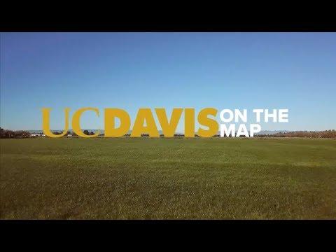 UC Davis - On The Map