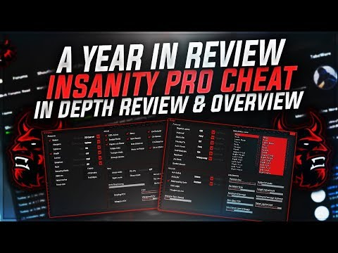 INSANITY PRO V2 ADVANCED CSGO CHEAT | FULL IN DEPTH REVIEW | ONE YEAR LATER (UNDETECTED) + $2 OFF