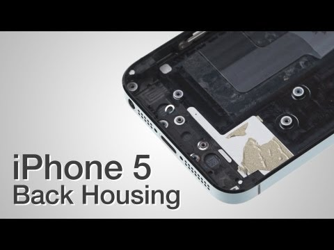 Back Housing Repair - iPhone 5 How to Tutorial