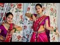 Pinga Dance Lavani Steps