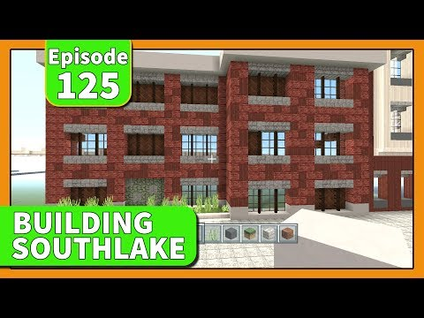 ABANDONED BUILDING!! Building Southlake City Episode 125
