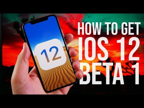 iOS 12 Release Information - How to Beta Test iOS 12