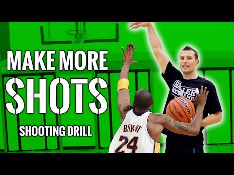 Improve Your Jump Shot With These 3 Shooting Drills