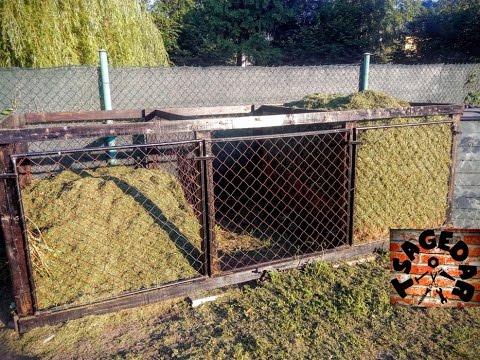 Kompostér / DIY Compost Bin