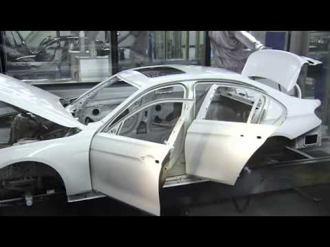 BMW F30 3 Series Factory Production 1080p HD