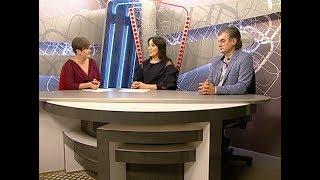 Елена Барановская и Гарри Севоян – гость программы «Тема дня»