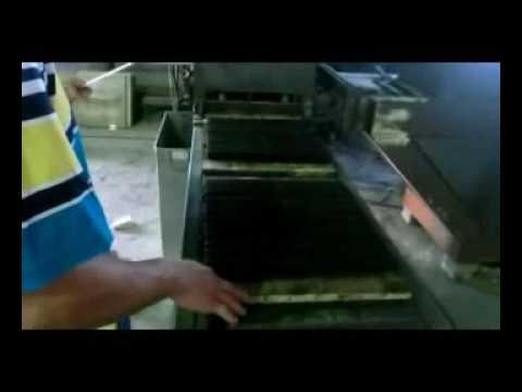 Hydraulic shisha charcoal making machine 25*190