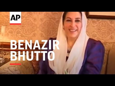 Xxx Mp4 Benazir Bhutto Meets Afghan President Karzai 3gp Sex